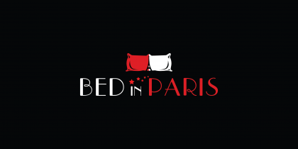 Bed in Paris